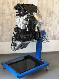 Model silnika V6 benzynowego